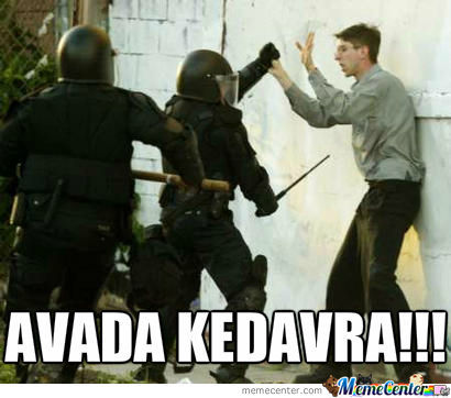 avada kedavra s w a t team_o_1240334 swat memes best collection of funny swat pictures,Swat Meme