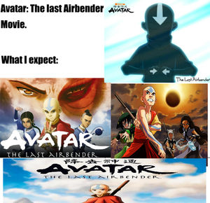 Avatar The Last Airbender Movie By Nightmare Meme Center