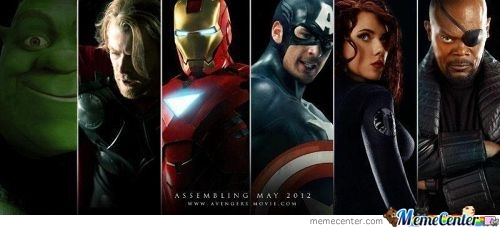 Avenge... Dafuq! When You See It