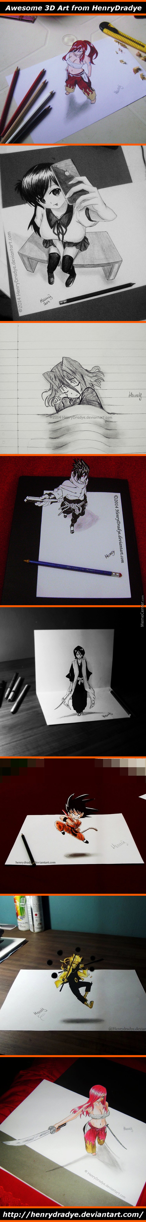 Awesome 3D Art Is Awesome!