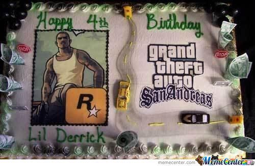 Awesome Cake Is Awesome