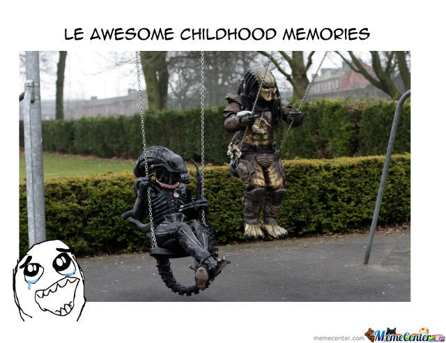 Awesome Childhood Memories