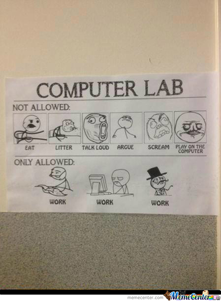 Awesome Computer Lab