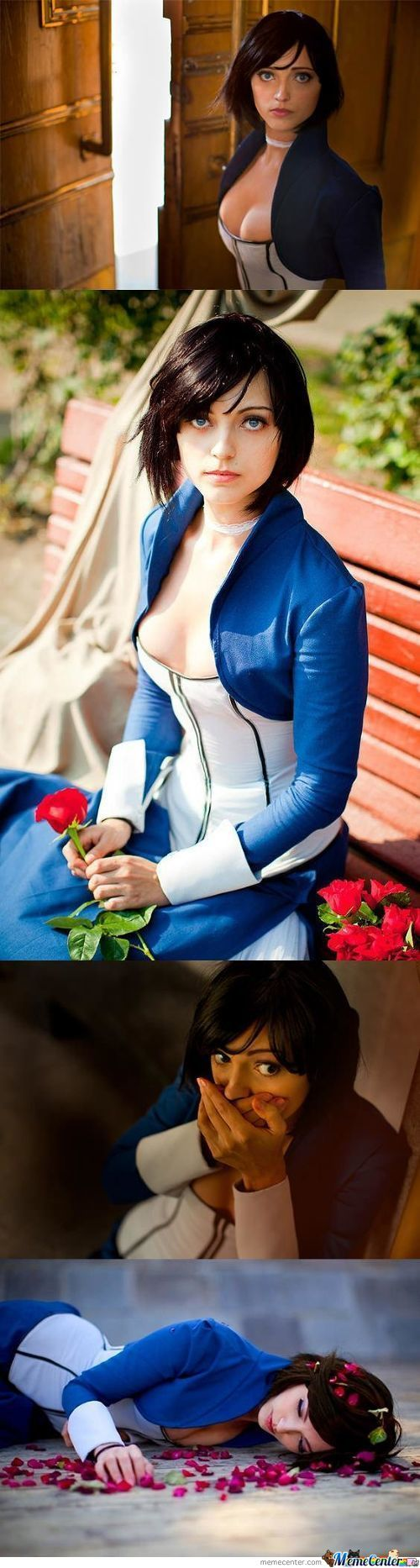 Awesome Cosplays (Part 2) Bioshock Infinite...