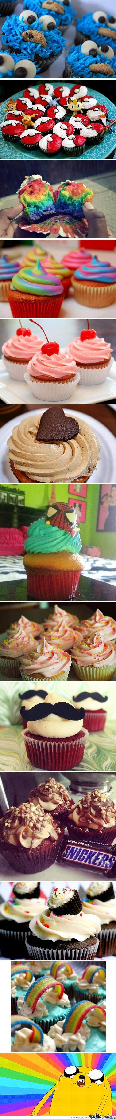 Awesome Cupcakes Are Awesome