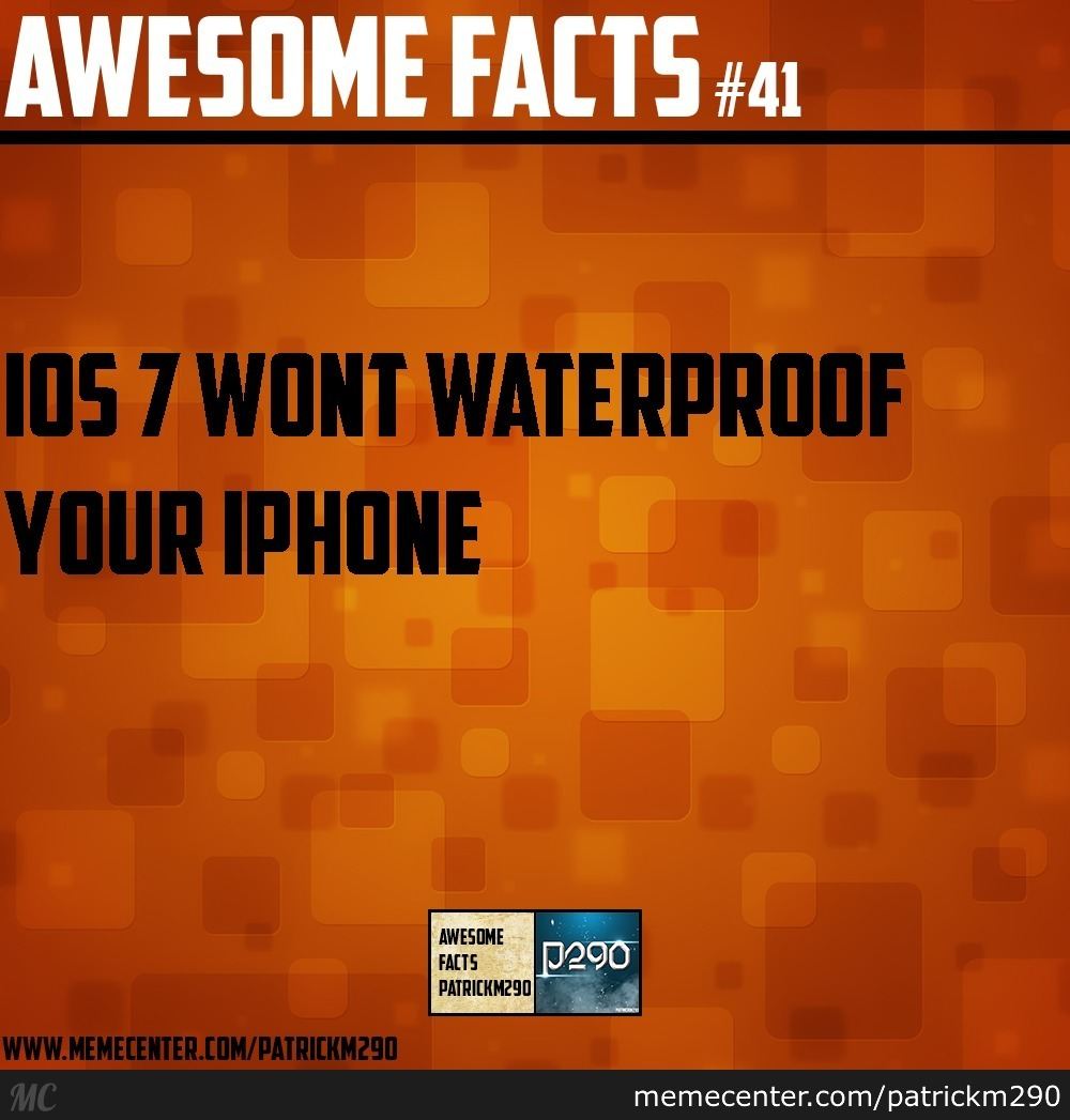 Awesome Facts #41
