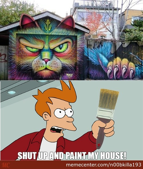 Awesome Garage Painting