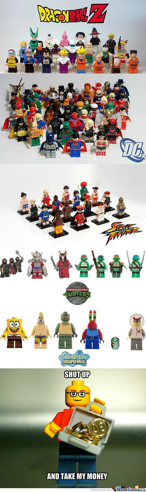 Awesome Lego Collection
