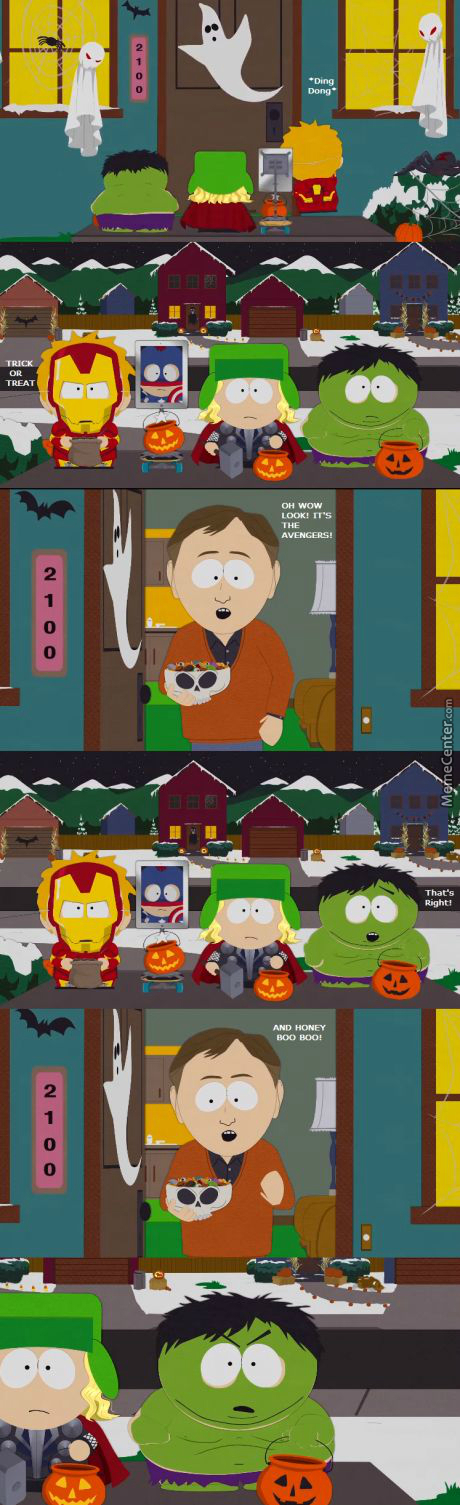 Awesome South Park Moment