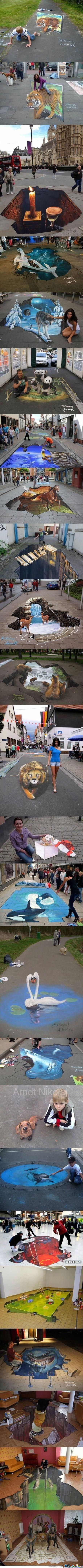 Awesome Street Arts!