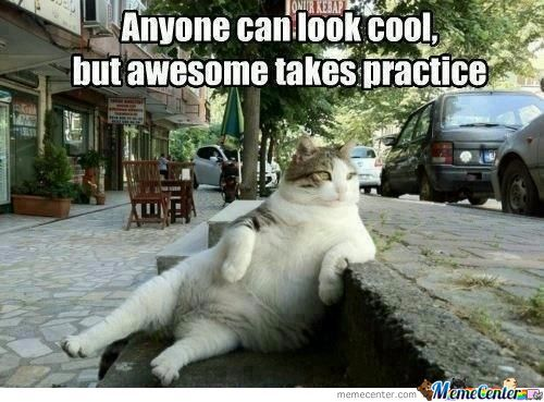Awesome Takes Practice