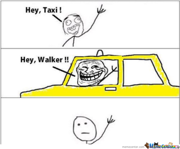 Awesome Taxi Driver Is Awesome
