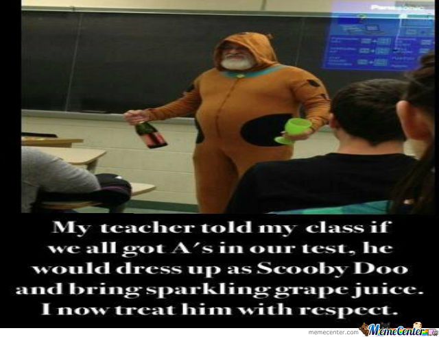 Awesome Teacher Is Awesome