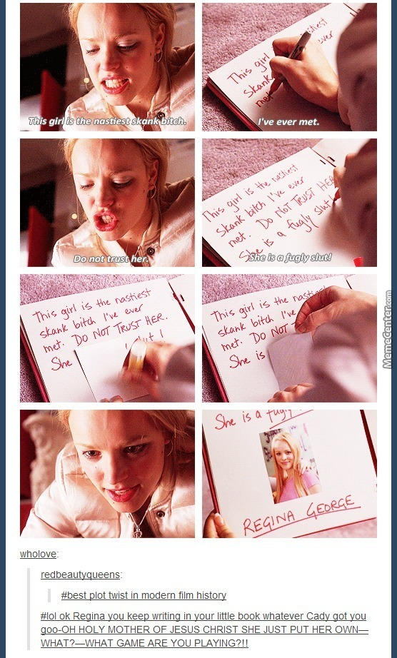 Awesome Tumblr 314 Happy 10th Birthday Mean Girls By Annie