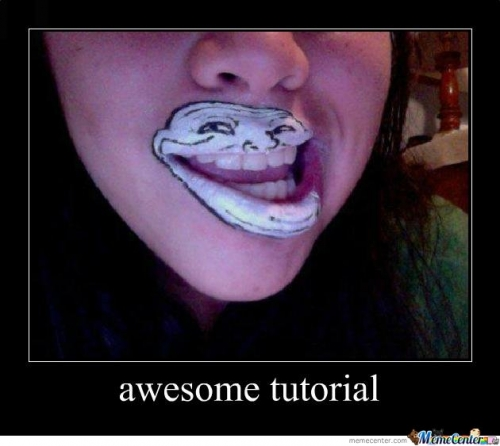 Awesome tutorial