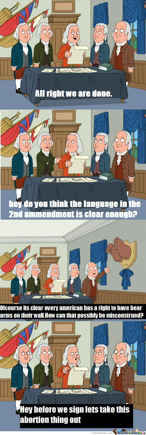 Awkward Moment When Family Guy Gets Relevant