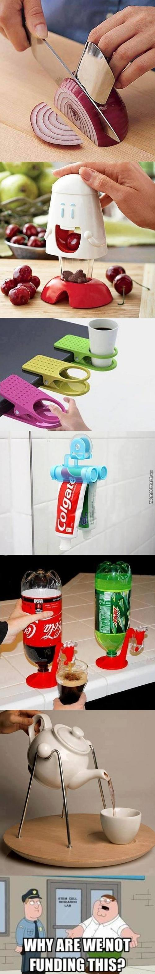 Awsome Inventions Needed For Everyday Life