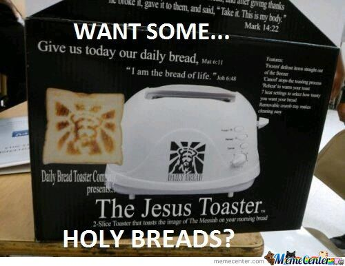 Awww Yeah, Holy Breads