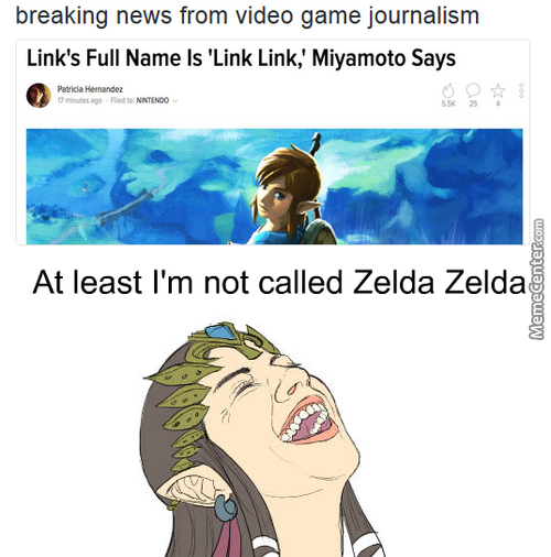 Ay, Linkler Made A Link Post