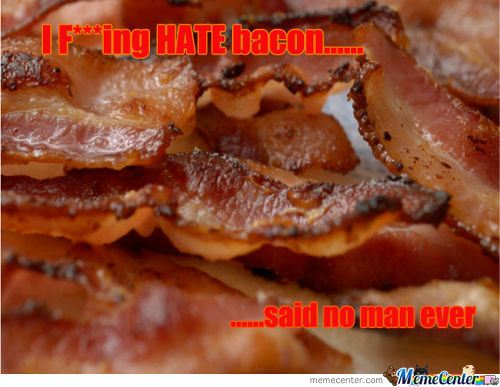 Bacon Hate