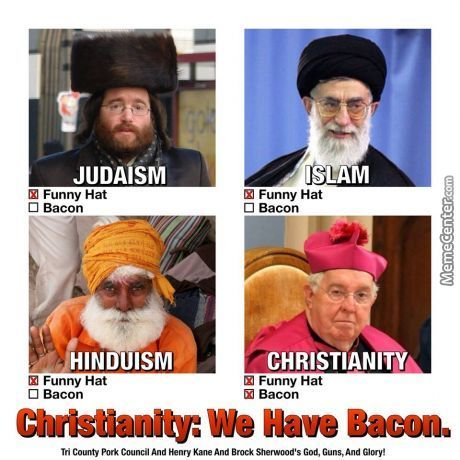Bacon Is God