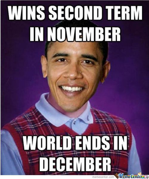 Bad Luck Barack
