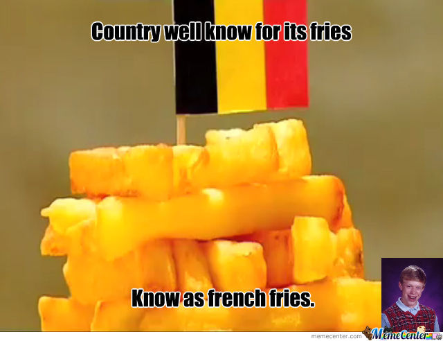 Bad Luck Belgium