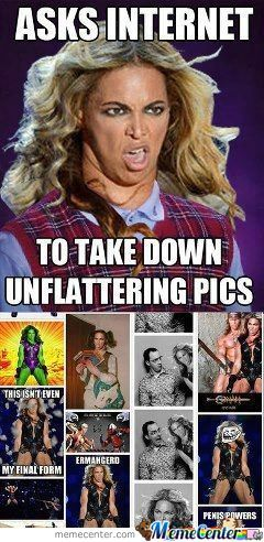 Bad Luck Beyoncé