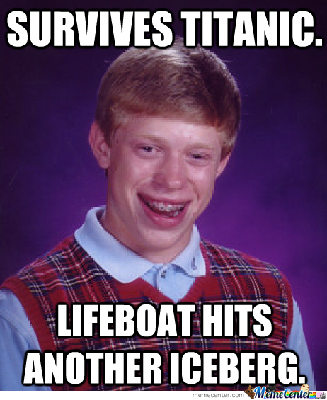 Bad Luck Boat