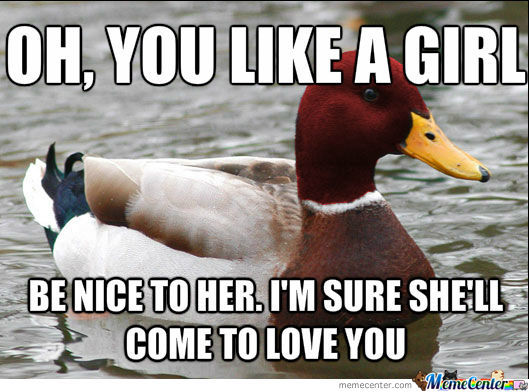 Bad Luck Brain Ended Up In The Friendzone Because Of This