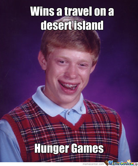 Bad Luck Brian And The Travel