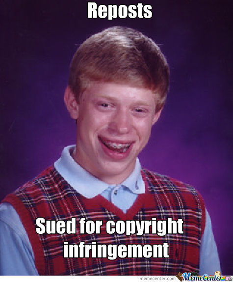 Bad Luck Brian At His Best!