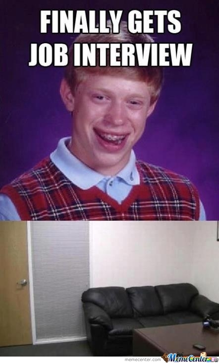 Bad Luck Brian Doesn't Shit