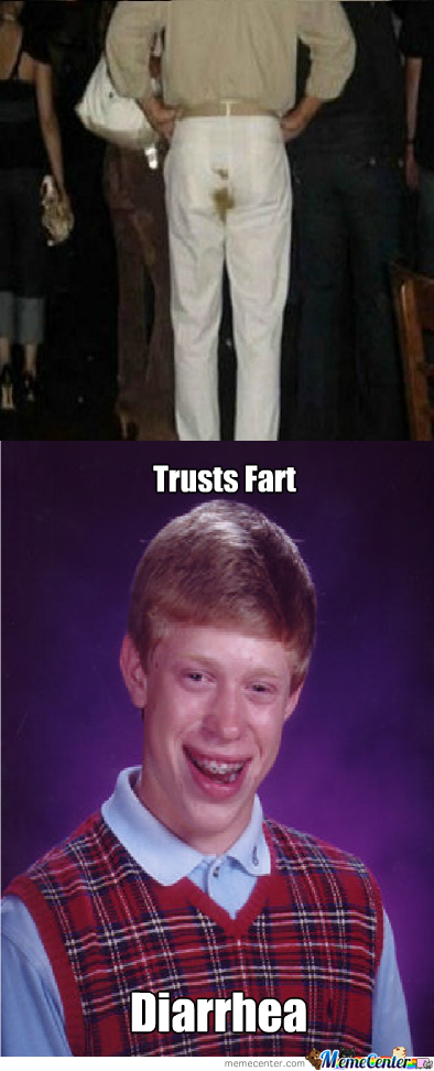 is it bad luck to not eat your wedding cake on first anniversary bad luck brian has diarrhea by oussamaaz meme center 16494