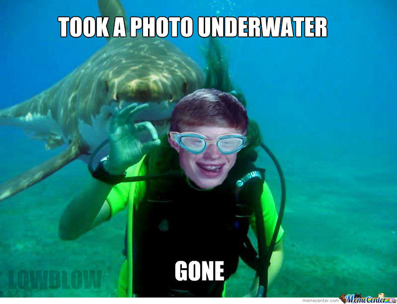 Bad Luck Brian Last Photo......