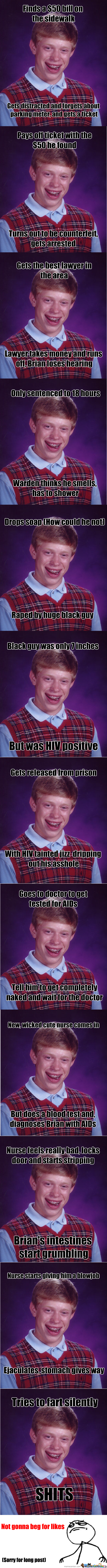 Bad Luck Brian Legacy