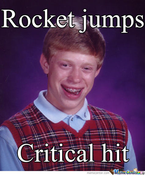 Bad Luck Brian Plays Tf2