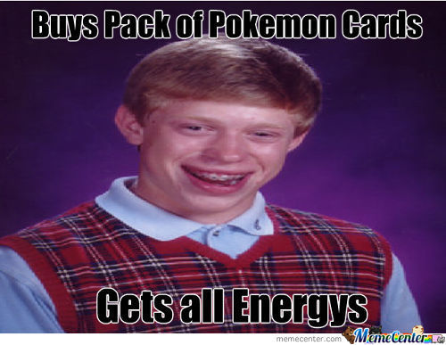 Bad Luck Brian Screwed.