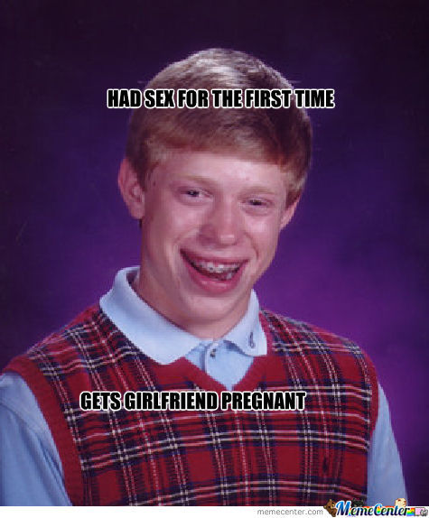 Bad Luck Brian Strikes Back