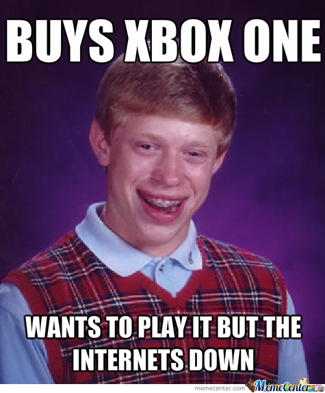 Bad Luck Bryan's Xbox One