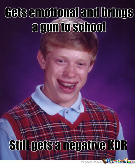 Bad Luck Columbine