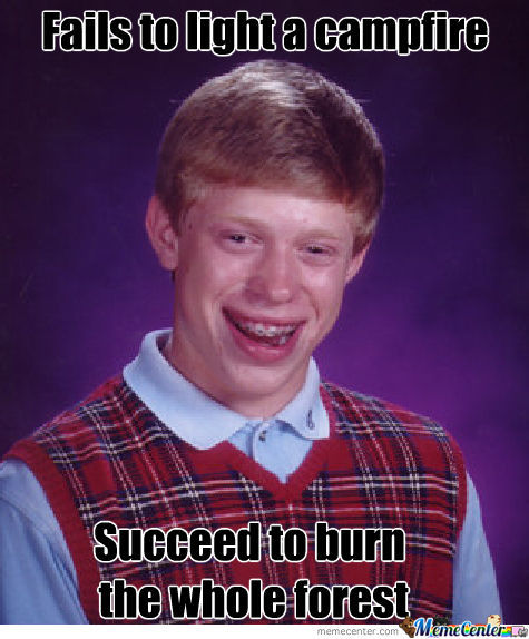 Bad Luck Forest