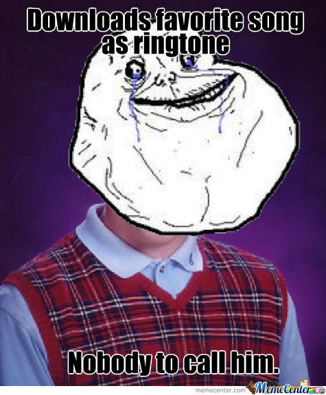 Bad Luck Forever Alone Mash Up