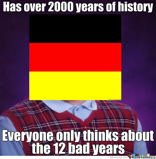 Bad Luck Germany