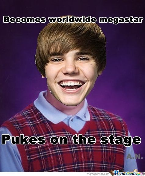Bad Luck Justin
