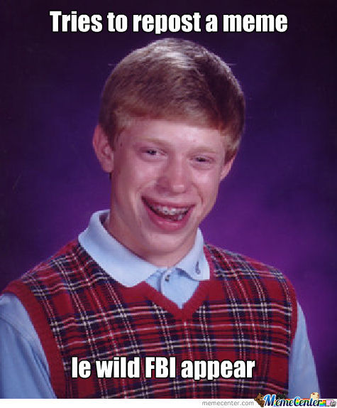 Bad Luck Man... Bad Luck