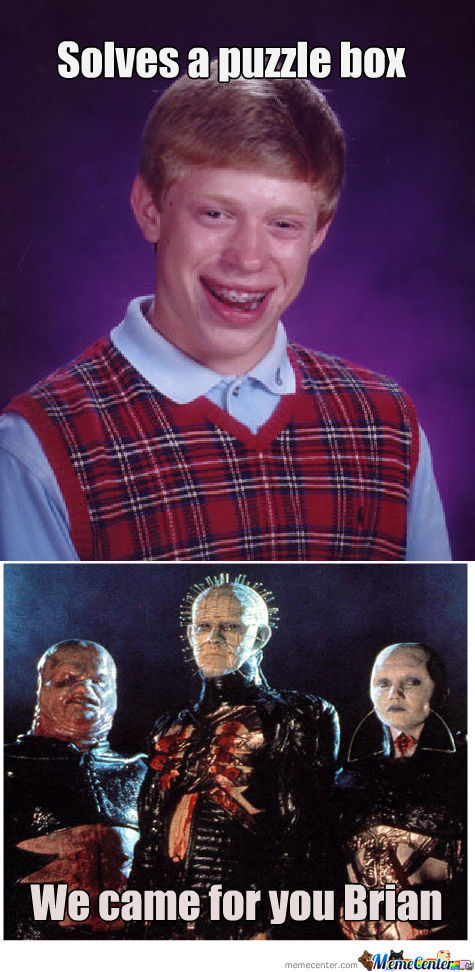 Bad Luck Pinhead