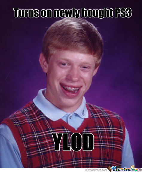 Bad Luck Ps3