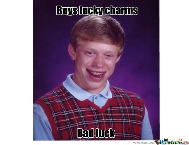 Bad Lucky Brian