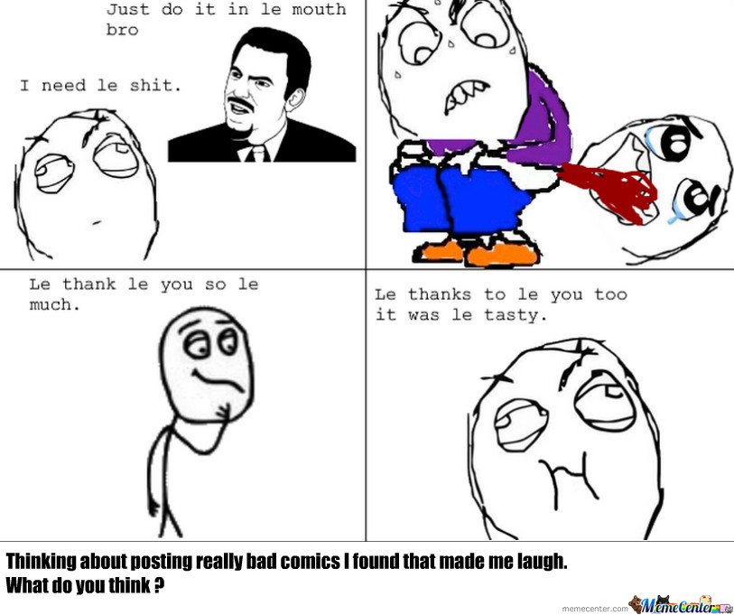 Bad Rage Comics N°1